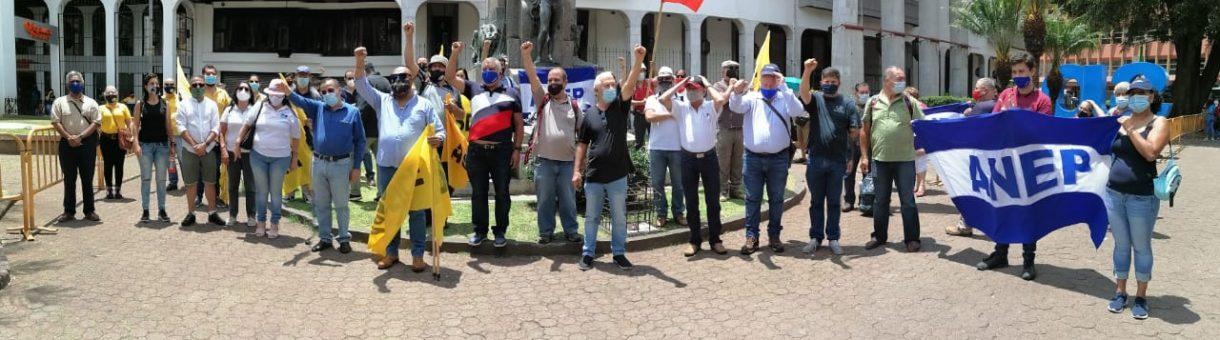 Decálogo sindical del Bicentenario ANEP-ASDEICE